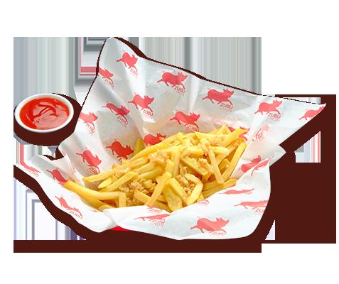 ZubuChon French Fries
