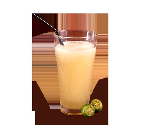 ZubuChon calamansi shake