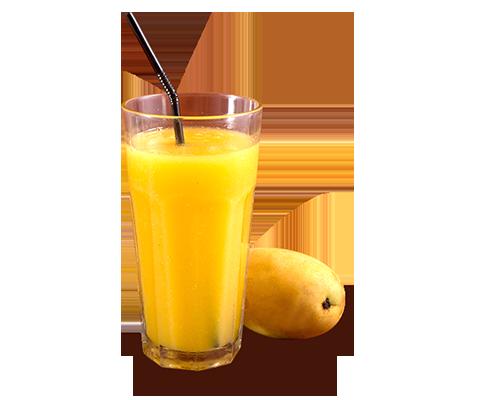 ZubuChon mango shake