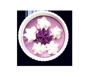 ZubuChon ube cheesecake