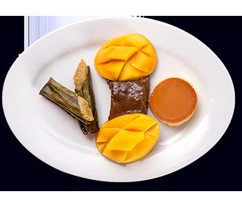ZubuChon dessert sampler