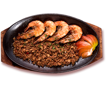 ZubuChon Sizzling Chili Shrimp with Chorizo