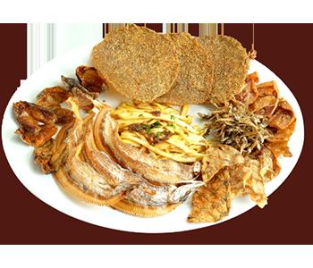 ZubuChon Zubu Buwad Platter