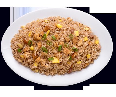 ZubuChon five pork fried rice