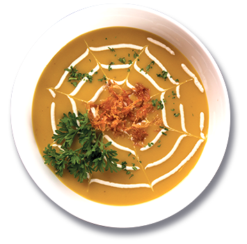 ZubuChon Kalabasa Soup