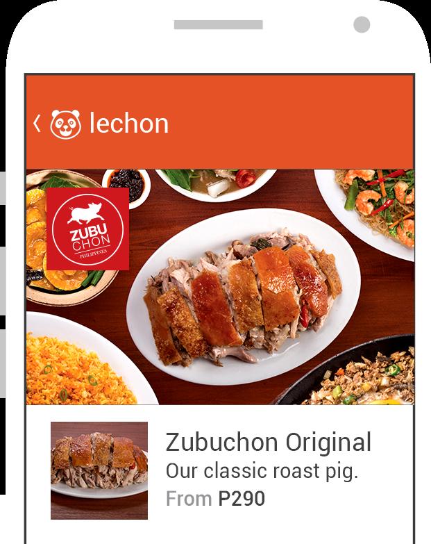 ZubuChon Foodpanda